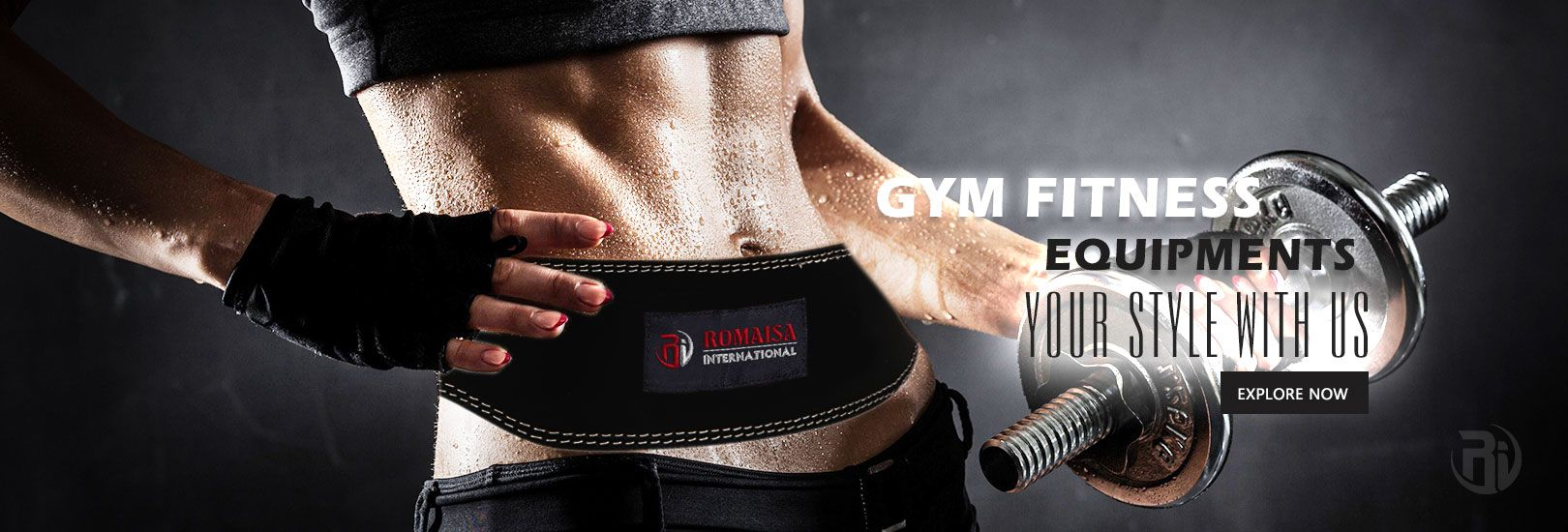 fitness weightlifting gloves and belts